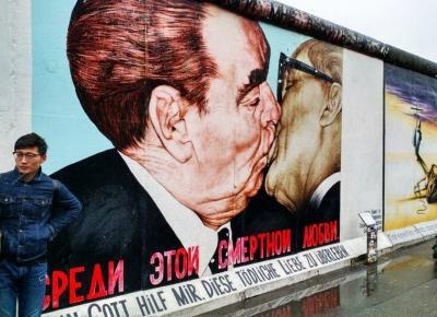Najbardziej streetartowe adresy w Berlinie (+ mapka!)