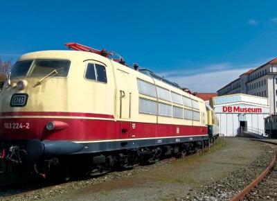 Po co jechać do Norymbergi? Oczywiście, że do DB Museum - muzeum kolei nie tylko dla geeków pociągów