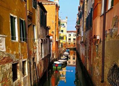 Wenecja dla początkujących | Zjedz i zwiedź Wenecję nie wydając miliona $$$