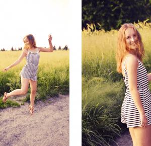 Polinska: Summer mood | Mój ulubiony look na lato