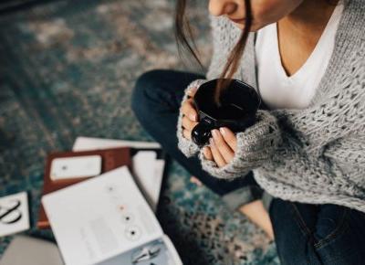 Czego boję się w blogowaniu - czyli o strachu, który ma wielkie oczy