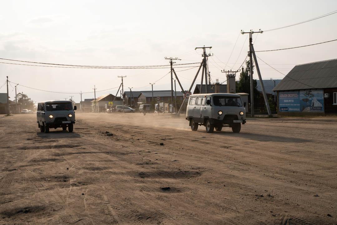 Wyspa Olchon - perła Bajkału, wycieczka UAZ-em po tajdze