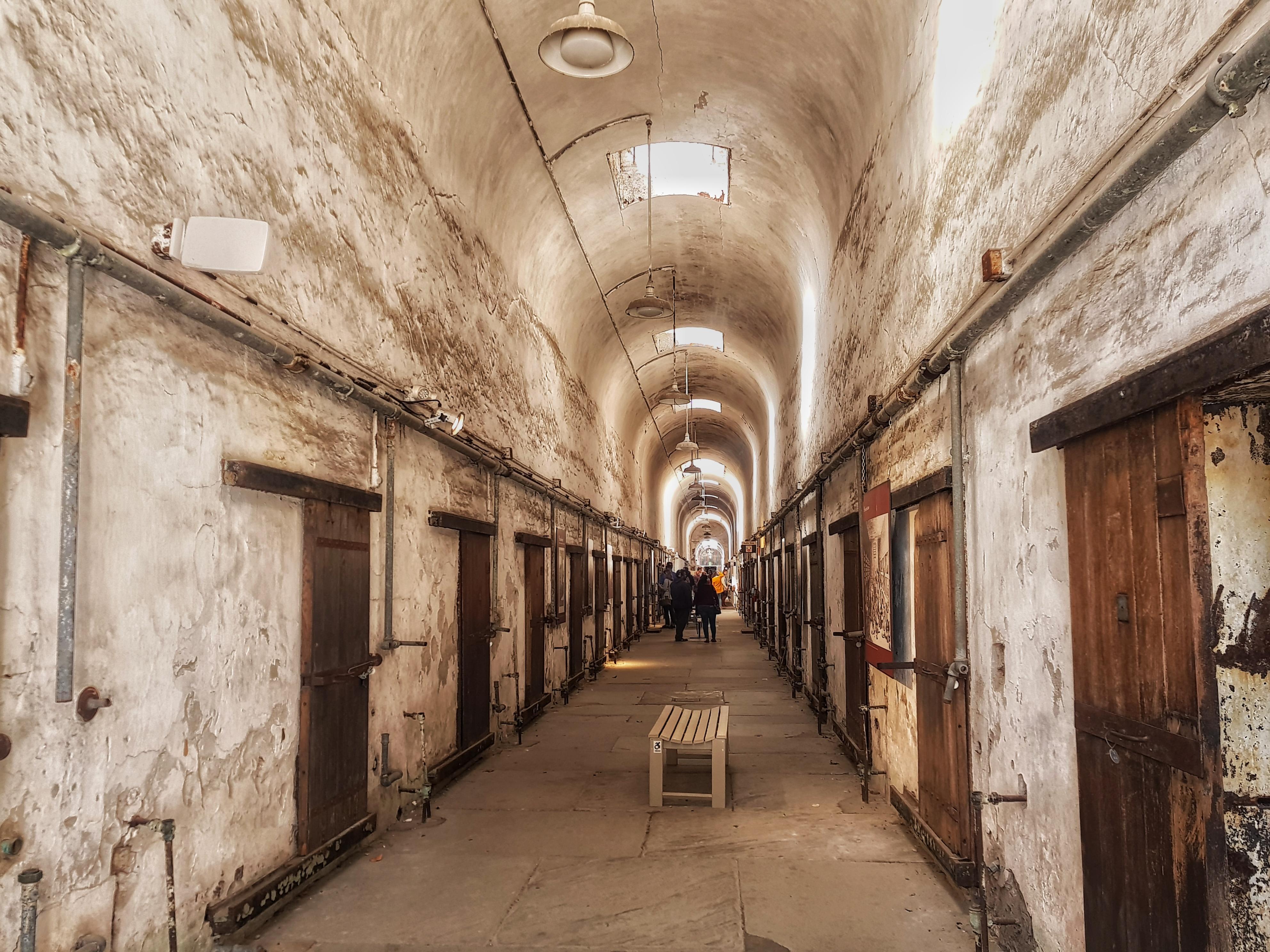 Stan Pensylwania: Nieczynne więzienie w Filadelfii
