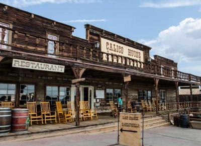 Opuszczone miasteczka w USA