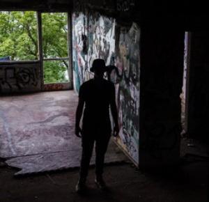 Opuszczone sanatorium w Gdyni Orłowo