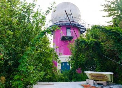 Teufelsberg - opuszczone centrum podsłuchowe w Berlinie
