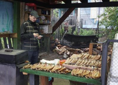 Kulinarny przewodnik po Syberii