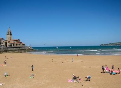 Oviedo i Gijon - kraina cydru w Asturii