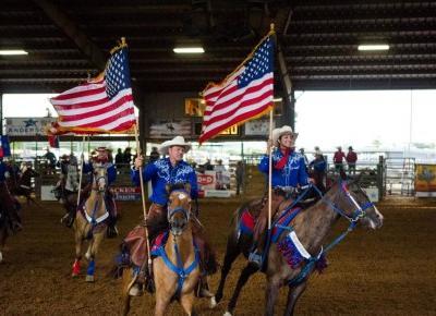 Stan Samotnej Gwiazdy, czyli rodeo w Teksasie