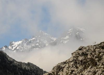 Picos de Europa - zielona strona Hiszpanii