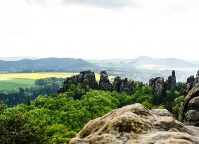 Odkryj Saksonię i pokonaj swój strach - via ferraty