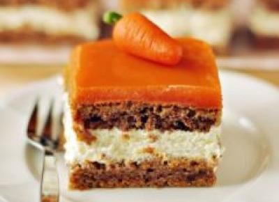 Pomysł Na Ciasto Marchewkowe