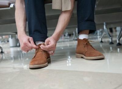 Jak czyścić zamszowe obuwie? | Pomysł Na Wszystko