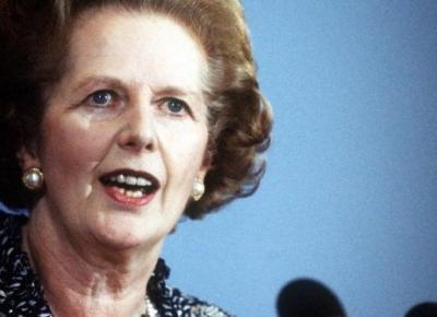 Niezwykli ludzie - Margaret Thatcher - Po Prostu Łukasz