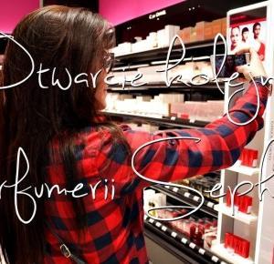 PORCELAIN DESIRE: Otwarcie perfumerii Sephora.