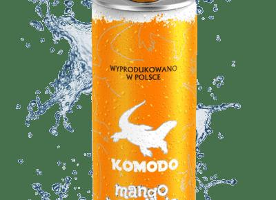 Pretty-Girls: Komodo - Energy Drink