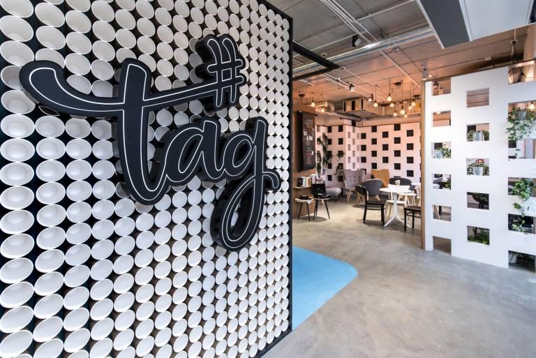 ,,TAG'' - Warszawska Kawiarnia dla Instagramerów