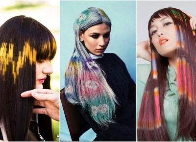 HAIR STENCILING NOWY TREND - SPRAWDŹ NA CZYM POLEGA?