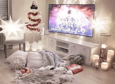 Aranżacje wnętrz - Inspiracje christmas