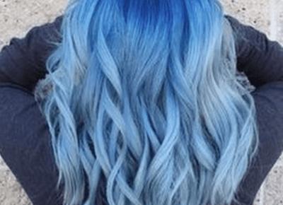 Inspiracje na Kolorowe Włosy