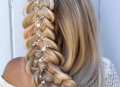 Inspiracje na fryzury