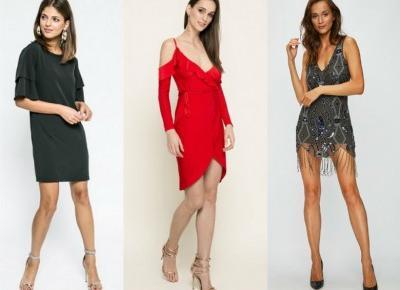11 Sukienek które kupisz w sieciówkach