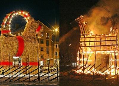 13 Dziwnych Tradycji Świątecznych na świecie