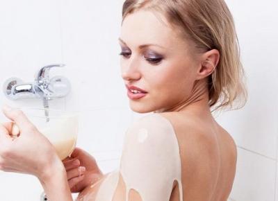Mleko zamiast Wody? Sposób na piękną skóre