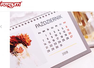 Zgarnij Foto Kalendarz za darmo o obierz 30% na zakupy - FOTOBUM.PL