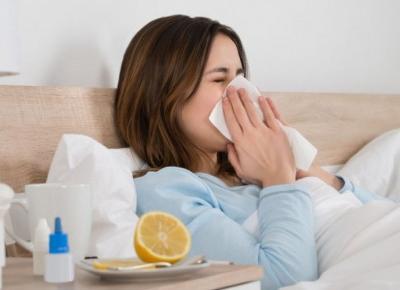 Sposoby które postawią cię na nogi w razie przeziębienia
