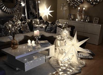 Wystrój wnętrz - Świąteczne inspiracje - Christmas