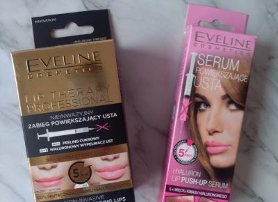 Kosmetyki powiększające usta - Opinia / Recenzja