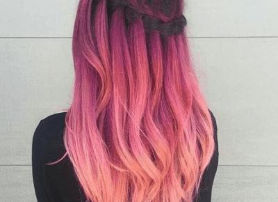 Kolorowe Włosy - Inspiracje
