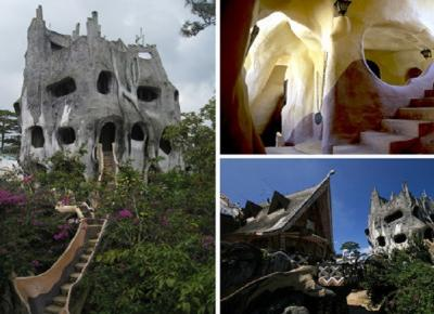 11 Niesamowitych Hoteli na Świecie - Niektóre was zadziwią