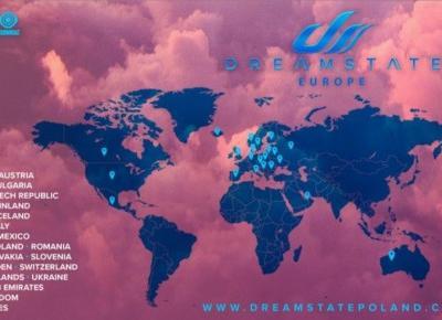 Festiwal Dreamstate Europe w Polsce