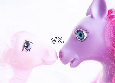 PODRÓBKI MY LITTLE PONY vs ORYGINAŁY | Jak je odróżnić? #1