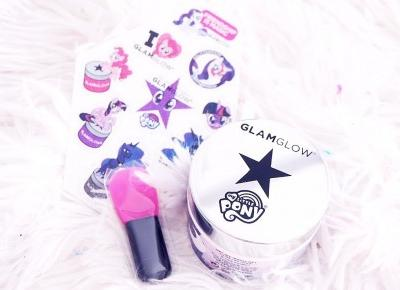TEST: Maseczka GlamGlow x My Little Pony + Makijaż