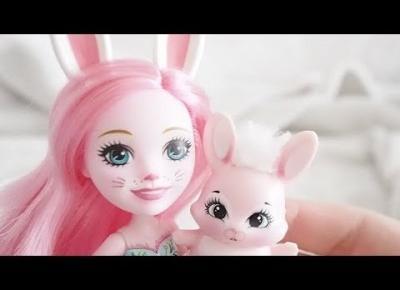Recenzja lalki BREE BUNNY i jej króliczka 🐰