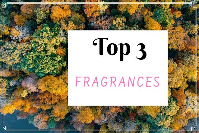 Bling Bling MakeUp: Zapachy jesieni 2018 - Moje TOP 3