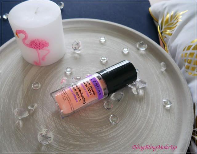 Bling Bling MakeUp: Super serum przeciw oznakom starzenia z kolagenem ? Sephora