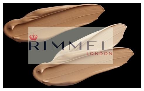 Bling Bling MakeUp: Lasting finish 25HR Breathable - Rimmel London