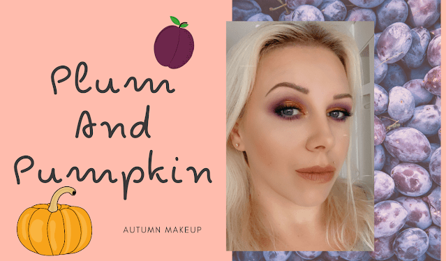 Bling Bling MakeUp: Plum And Pumpkin