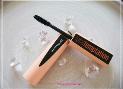 Bling Bling MakeUp: TotalTemptation Mascara - Maybelline