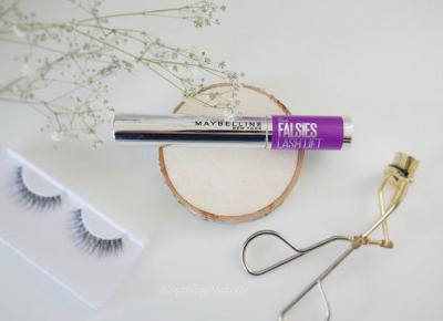 Bling Bling MakeUp: The FALSIES Lash Lift Mascara — Maybelline