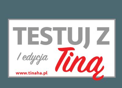 Bling Bling MakeUp: Testuj z Tiną I edycja.