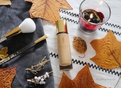 Bling Bling MakeUp: YSL Touche Éclat — czy znalazłam podkład idealny?