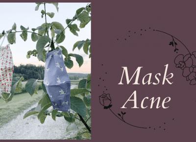 Bling Bling MakeUp: Face Mask Acne — jak sobie pomóc?