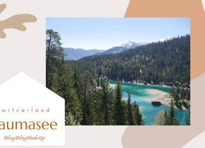 Bling Bling MakeUp: Magia jeziora Caumasee — vlog