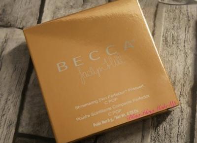 Bling Bling MakeUp: C POP Becca i jego zamiennik ;)