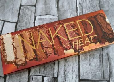 Bling Bling MakeUp: Urban Decay - paleta NAKED Heat + Bonus
